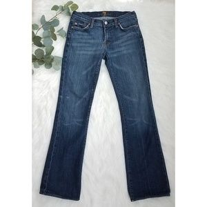7 for ALL MANKIND Jeans Bling Pockets 27